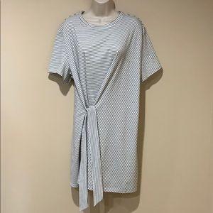 Mittoshop L-3X T-shirt dress